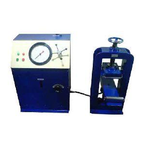 Electrical Flexure Testing Machine