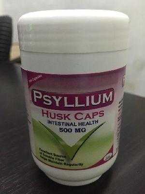 Psyllium Husk Powder & Capsules