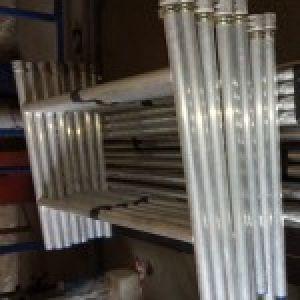 Aluminum Guardrail Frames