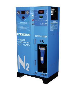 Nitrogen Filling And Automatic Tyre Inflator