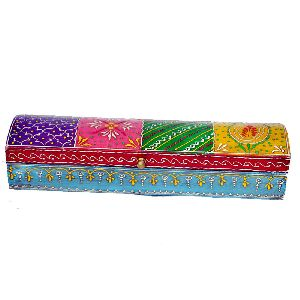 Jaipuri Ethnic Design Bangle Storage Box