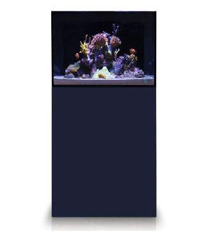 Metallic Black Cabinet Sump Aquarium
