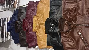 Leather Rexine Jackets
