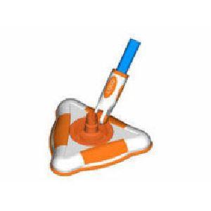 Vacuum Head Triangular Orange