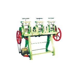 Triple Rolling Machine