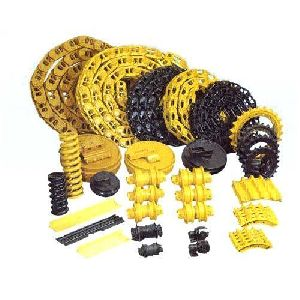Earthmoving Machine Spare Parts
