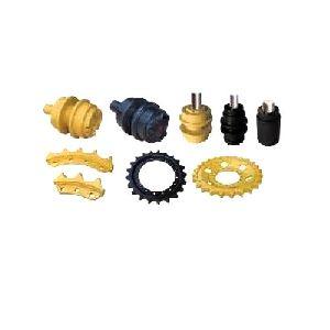 Hydraulic Excavator Spare Parts