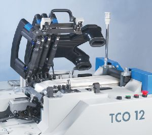 Toyota Trtzschler Comber TCO 12 Combing Machine