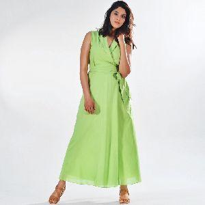 Maltese Wrap Around Dress