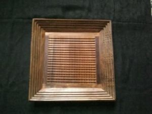 Wooden Cutter Tray