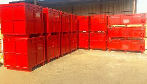 Freight Boxes & Pallets