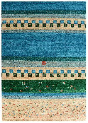 Hand Knotted Lori Gabbeh Carpet