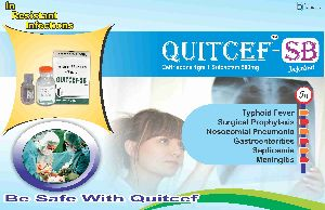 Quitcef-1GM Injection