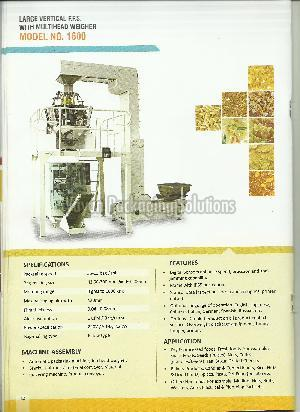 All Types Of Automatic Pouch Packing Machines