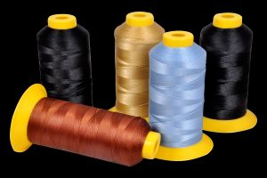 polyester filament threads