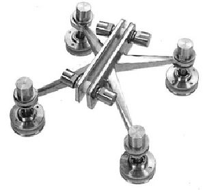 Glass Spider Fittings