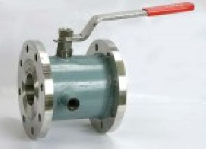 Ball Valves 1pc Flanged