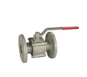 Ball Valves 3pc Flanged