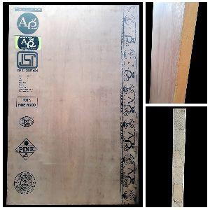 Ap Wood Waterproof/bwr 100 %pine Block Board - 19mm