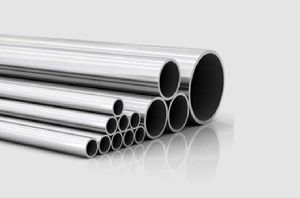 Stainless Steel Rounded Pipes