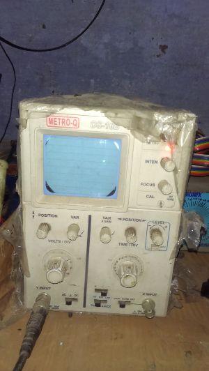 Oscilloscope 10mhz