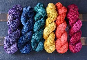 Recycled Knitting Yarns