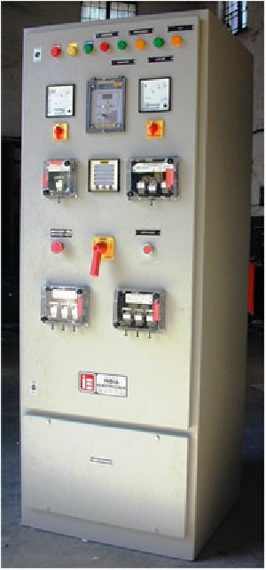 High Tension Control Panel