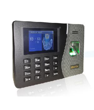 Upgraded Biometric Attendance Machine
