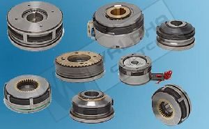 Multi Disc Electromagnetic Clutches And Brakes