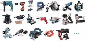 Air & Electric Power Tools