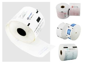 Chromo Printed Barcode Labels