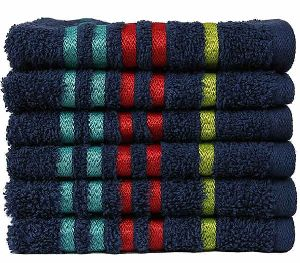 Solid Dyed Dobby Towel 02