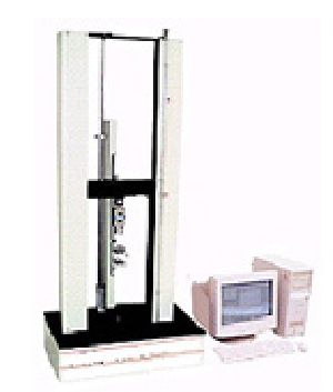 Computerized Universal Tensile Tester