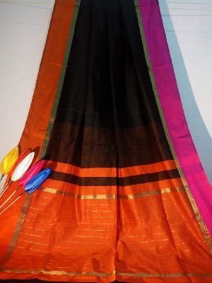 Maheshwari Cotton Silk Sarees