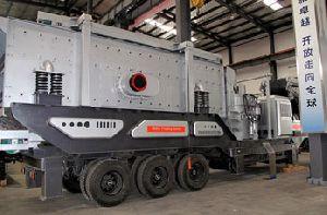 K Series Mobile Crushing Plant