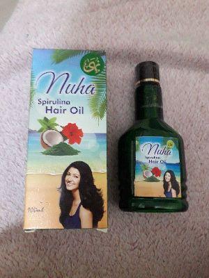 Nuha Spirulina Hair Oil