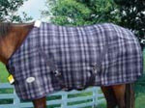 Woolen Rug Checks