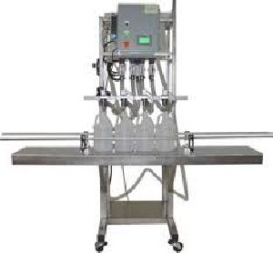 Semi Automatic Liquid Pouch Filling Machine