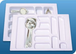 Cutlery And Drip Tray