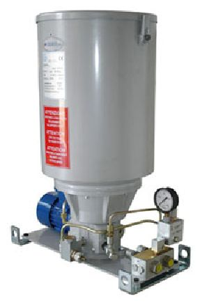 Dual Line Grease Lubricant System