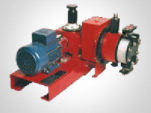 Hydraulic Diaphragm Type Metering Pumps