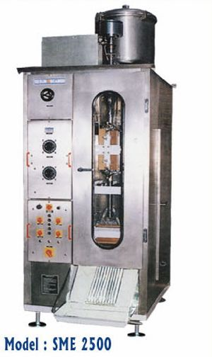 Automatic Form Fill Seal Mechanical Machine