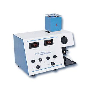 Dual Channel Photo Flame Meter