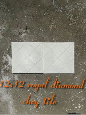 Royal Diamond Chequered Tiles
