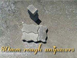 Rough Paver Blocks