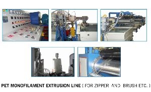 Polyester Monofilament Extrusion Line