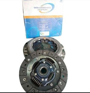 Clutch And Pressure Plates Set