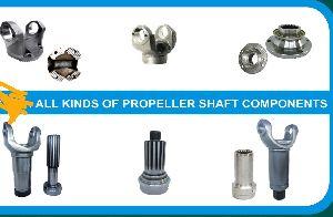 Propeller Shaft Components