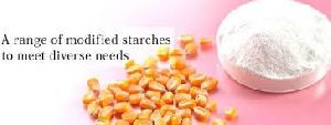 Dry Modified Starch