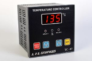 Temperature Controller With Dual Set Point